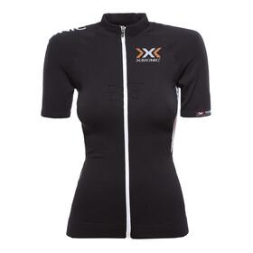 X-Bionic The Trick maglietta a maniche corte Donna nero